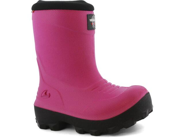 Viking Footwear Frost Fighter Boots Kids fuchsia/black